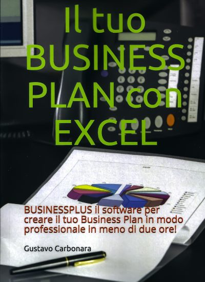 Il tuo business plan con Excel_cover